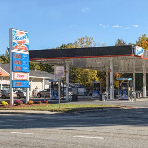 Yatco energy fuel station, fuel distribution services