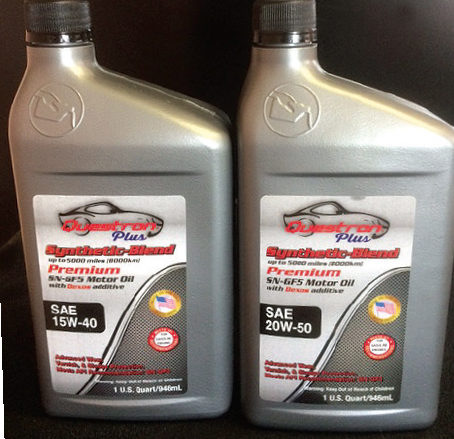 Questron Plus 20w-50 Synthetic Motor Oil Yatco Energy